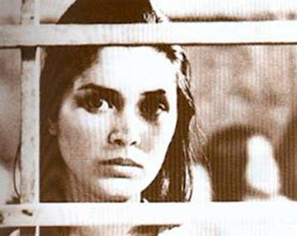 Hilda Koronel in a Lino Brocka film Insiang