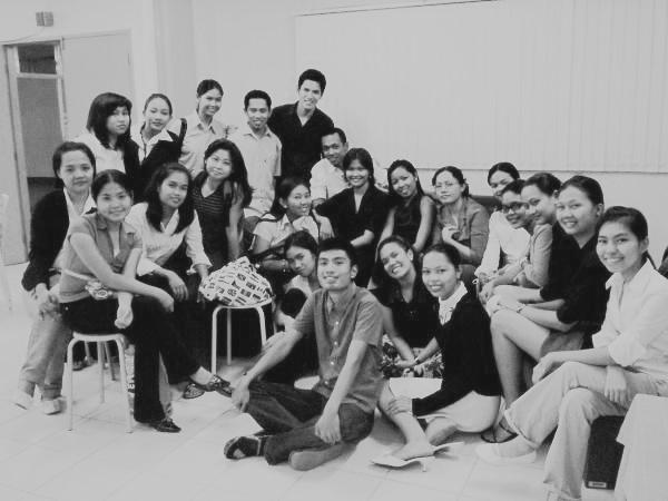 UP Visayas Broadcast Communication Batch '03