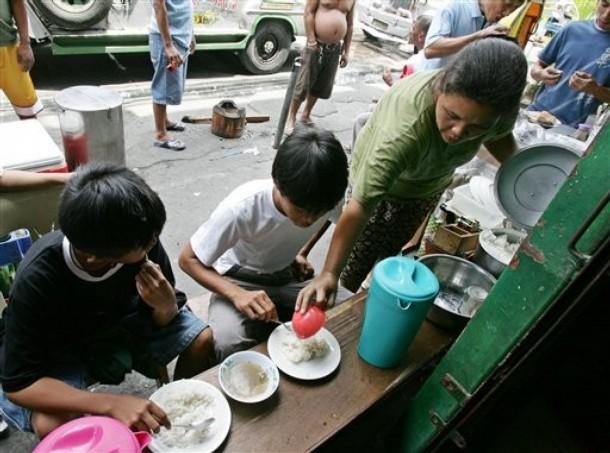 Philippines Rice Crisis
