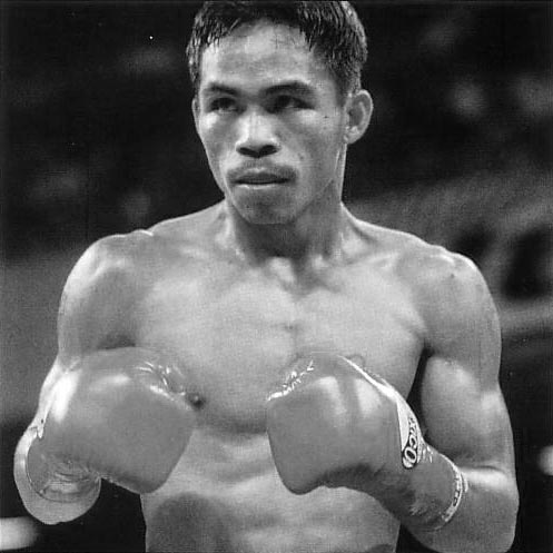 Manny Pacquiao, calzada